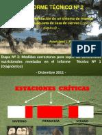 José Lucas Pérez Pardo, Dr. Sc. Medidas Correctoras Manejo Nutricional Coto de Caza Ciervos