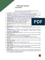 Bibliografie Selectiva Seminarii MICROECONOMIE
