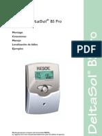 Resol Deltasol Bs Pro