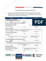 Moscow Office Building Classification
