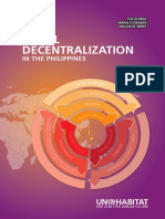 Fiscal Decentralization in the Philippines