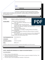 RichaDubey Resume
