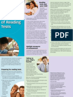 Making the Most of Reading Tests