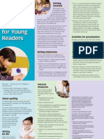 Writing Activities for young Readers