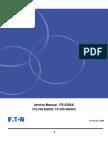 Service Manual FS 6306