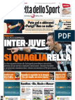 Gazzetta dello Sport - 05/01/2012