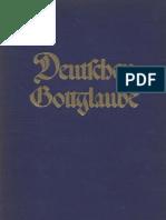Ludendorff Mathilde - (Blaue Reihe Bd. 1) Deutscher Gottglaube Ludendorffs Verlag