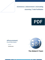 Eprocurement Workshop Guide