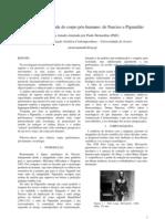 Modelo Para Paper - Performatividade Do Corpo