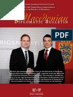 Macedonian diplomatic bulletin No. 54-55