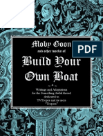 Moby Goon and other works of Build Your Own Boat