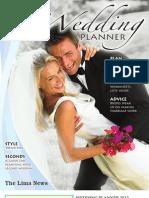 Lima Wedding Planner 2012