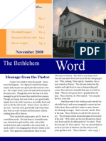 BCC Newsletter Nov 08 Final