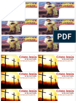 Tratados evangelisticos 6 modelos 2012