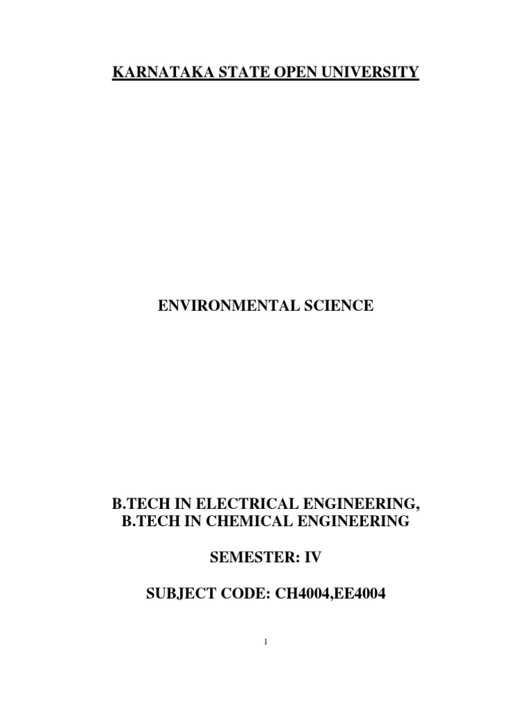 Environmental BTECH | Water Resources | Ice