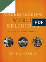 Understanding World Religions by Irving Hexham