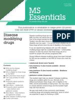 MS Essentials 06 Disease Modifying Drugs
