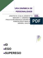 ESTRUTURA DINÂMICA DE PERSONALIDADE