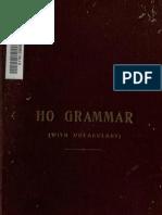 Ho Language