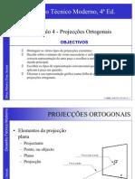 04-Projeccoes_Ortogonais_4Edicao