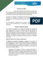 PROYECTO DE OBRA