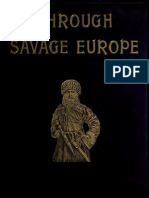 Through Savage Europe