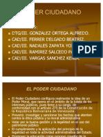 EL PODER CIUDADANO(exposición)