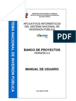 Manual PIP