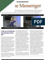 April Newsletter 2011