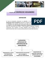 Operatividad Aduanera de Importaciones II