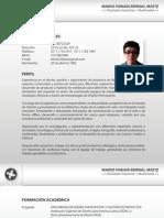 CV D.I. fabian bernal