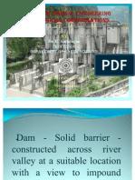 Types of Dams_eg Considerations