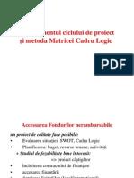 Managementul de Proiect _ Metoda Cadrului Logic