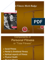 Personal Fitness Presentation 2-1