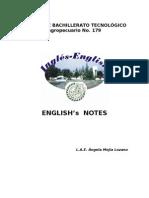 English Notes