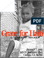 Grace for Haiti