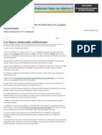 Los Bancos Sacan Malas Calificaciones - Negocios - CNNExpansion