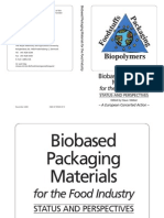 Biobased Packaging Materials