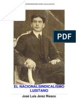 49421438 El Nacionalsindicalismo Lusitano Jose Luis Jerez Riesco