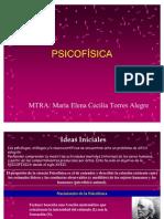 Psicofísica (por C. Torres Alegre)
