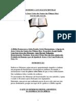 Mormonismo a Luz Das Escrituras