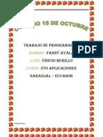 Programas Fanny