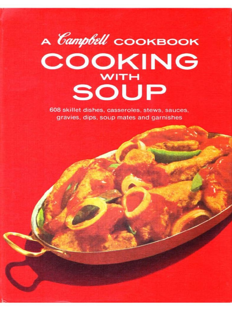 Cooking With Soup From Campbell S