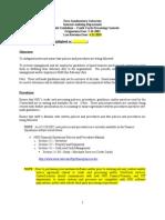Credit Card Processing Controls