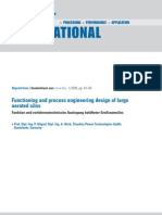 Functioning and Process Engineering Design - Silos[1]