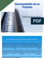 Documentación de un Proyecto