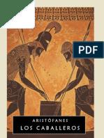 Aristofanes - Los Caballeros