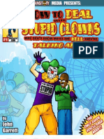 How to Deal with Stupid Clowns -The First Chapter!