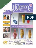 theHumm January 2012