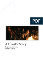 A Ghost's Story Pre-Production Book